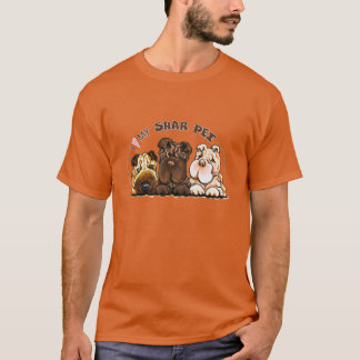 Chinese Shar Pei Lover T-Shirt