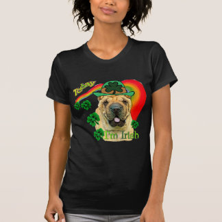 Chinese Shar-pei St. Pattys T-Shirt