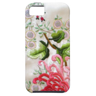 Chinese Silk Embroidery iPhone 5 Case