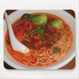 chinese spicy noodles mousepad