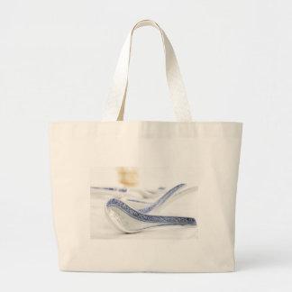 Chinese Spoon Jumbo Tote Bag