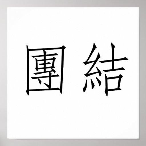 Unity Chinese Symbols