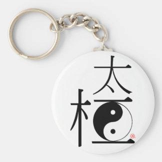 Chinese Tai Chi Ying Yang Key Ring