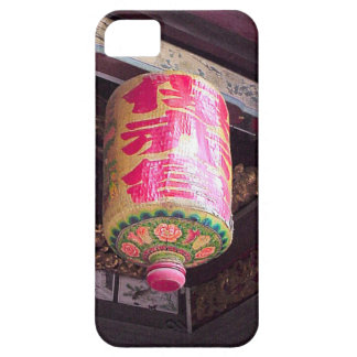 Chinese temple lantern, Singapore Barely There iPhone 5 Case