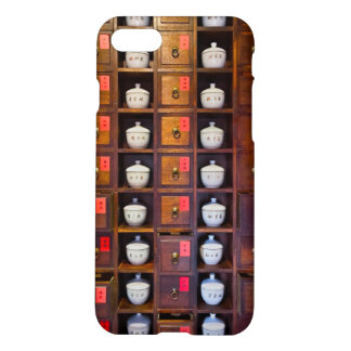 Chinese traditional dispensary iPhone 7 case