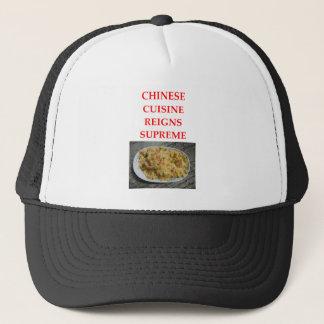 CHINESE TRUCKER HAT