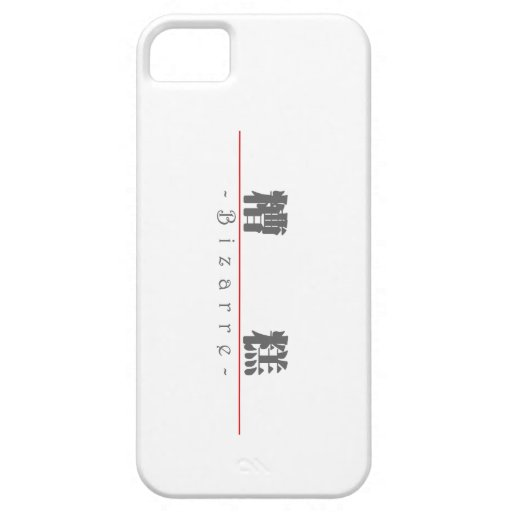 Chinese word for Bizarre 10075_3.pdf iPhone 5 Cover
