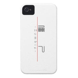 Chinese word for Zombie 10386_0.pdf Case-Mate iPhone 4 Case