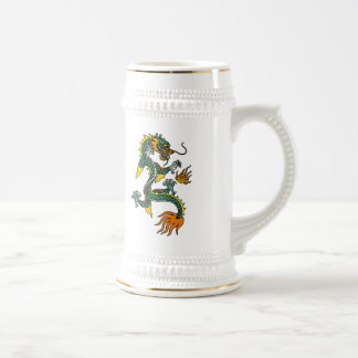 Chinese Year of the Dragon Beer Steins