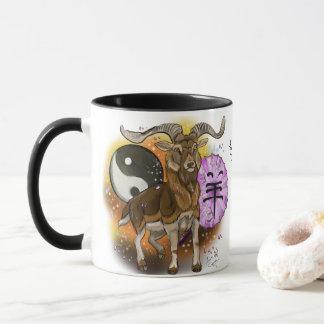 Chinese Year of the Ram Mug