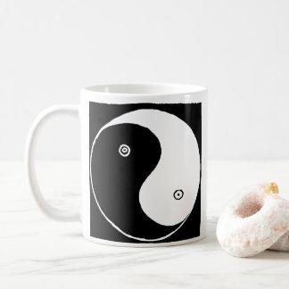 Chinese Yin Yang Symbol Coffee Mug