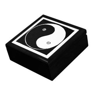 Chinese Yin Yang Symbol Gift Box