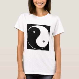 Chinese Yin Yang Symbol T-Shirt