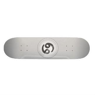 Chinese Zodiac Cancer Skateboard