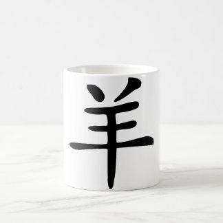 Chinese Zodiac - Goat Coffee Mug
