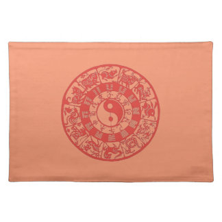 """""""Chinese Zodiac"""" Placemat"""