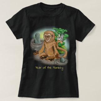 Chinese Zodiac Year of the Monkey T-Shirt