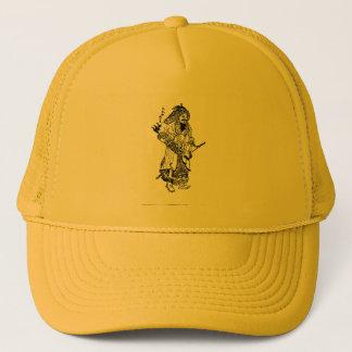 chingis2 trucker hat
