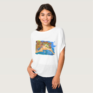 chinkue tetsure of Italy it is loose the picture T-Shirt
