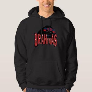 Chino Valley Brahmas Black Hoodie