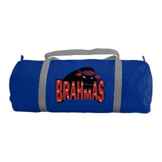 Chino Valley Brahmas Blue Duffle Bag
