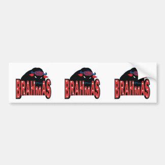 Chino Valley Brahmas Bumper Sticker