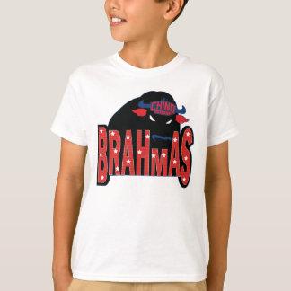 Chino Valley Brahmas Kids' White T-Shirt