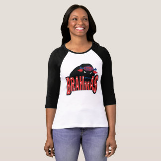 Chino Valley Brahmas Women's 3/4 Raglan T-Shirt