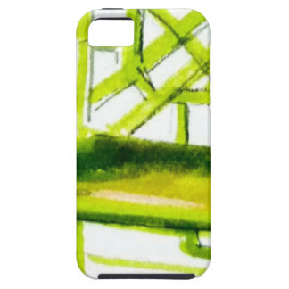 chinoiserie chair for place card iPhone 5 cases
