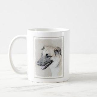 Chinook (Dropped Ears) Coffee Mug