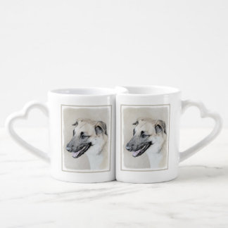 Chinook (Dropped Ears) Coffee Mug Set