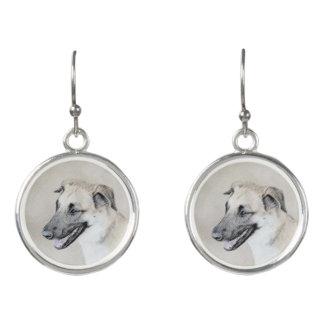Chinook (Dropped Ears) Earrings