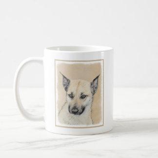 Chinook Puppy (Pointed Ears) Coffee Mug
