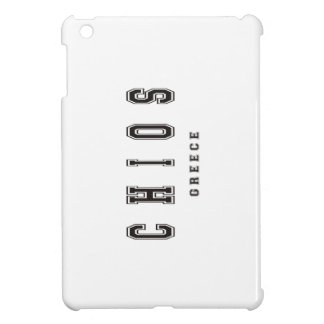 Chios Greece iPad Mini Cases