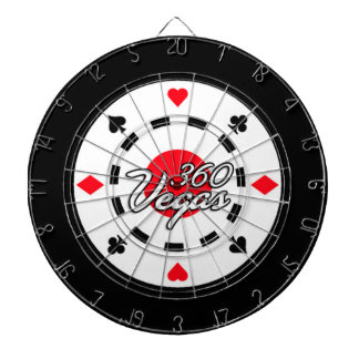 Chip Logo Dart Board
