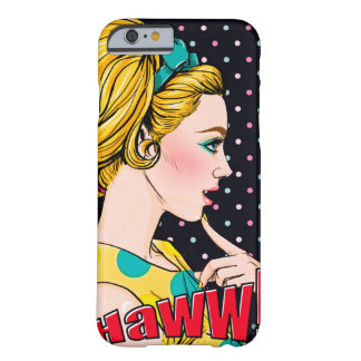 Chipkoo haww PopArt Barely There iPhone 6 Case