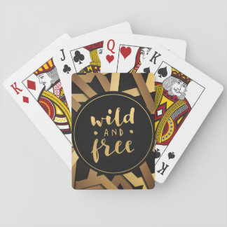 Chipkoo Wild & Free Playing Cards