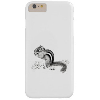 Chipmunk Barely There iPhone 6 Plus Case