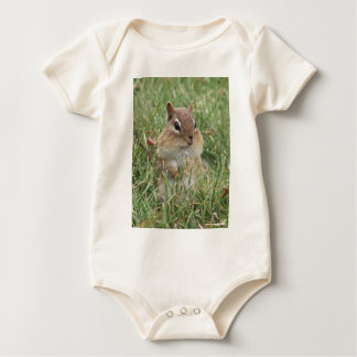 Chipmunk Cheeks Onsie Baby Bodysuit