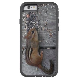 Chipmunk Eating Tough Xtreme iPhone 6 Case