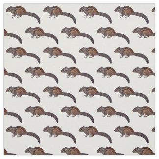 Chipmunk Fabric (choose colour)