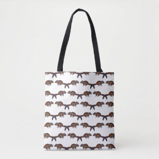 Chipmunk Frenzy All Over Print Bag (choose colour)