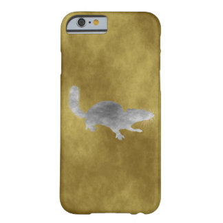 chipmunk grunge style barely there iPhone 6 case