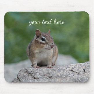 Chipmunk Mouse Pad