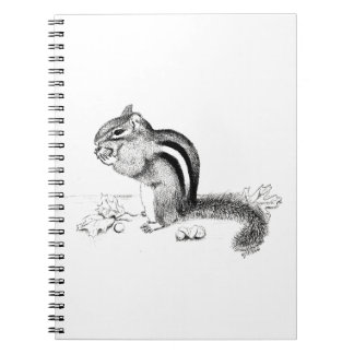 Chipmunk Notebooks