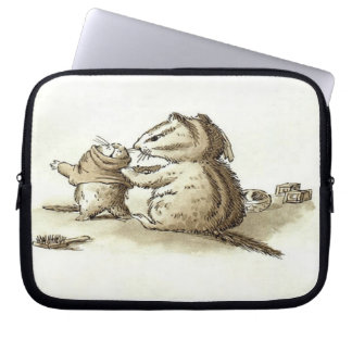Chipmunk Protestations Electronics Bag Computer Sleeves