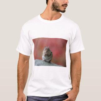 Chipmunk sitting upright T-Shirt