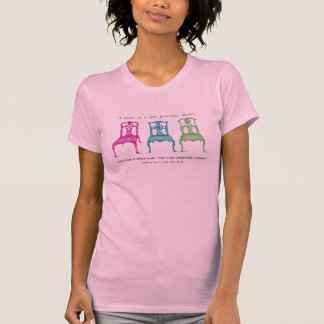 Chippendale Chairs T-Shirt