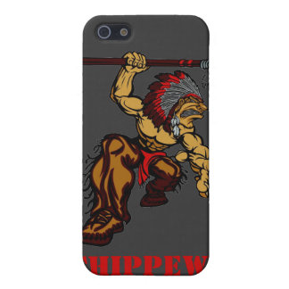 Chippewa Indians  iPhone 5 Cases