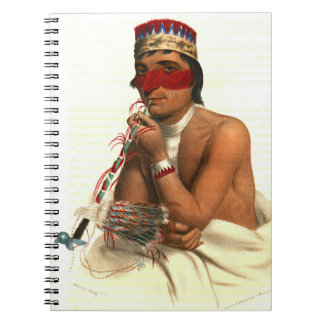 Chippeway Chief 1836 Notebook